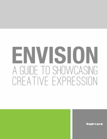 Envision: A Guide to Showcasing Creative Expression